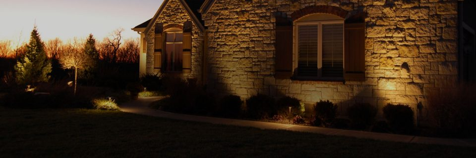 Custom Landscape Lighting