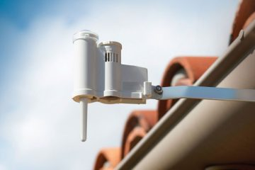 Wireless Rain Sensor Installation